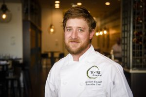 Harrison Simpson, Executive Chef